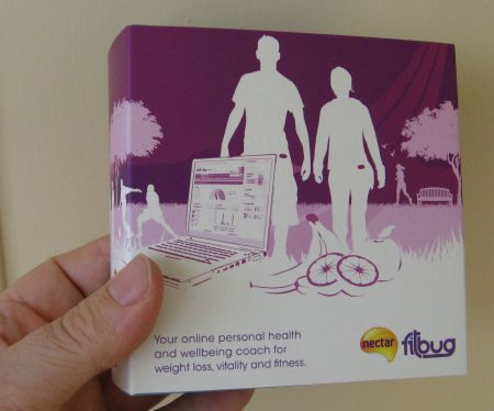 Fitbug in a box