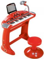 Kids Cool Keyboard and Stool