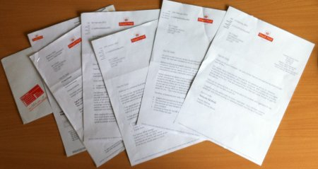 Royal Mail Complaint Letters